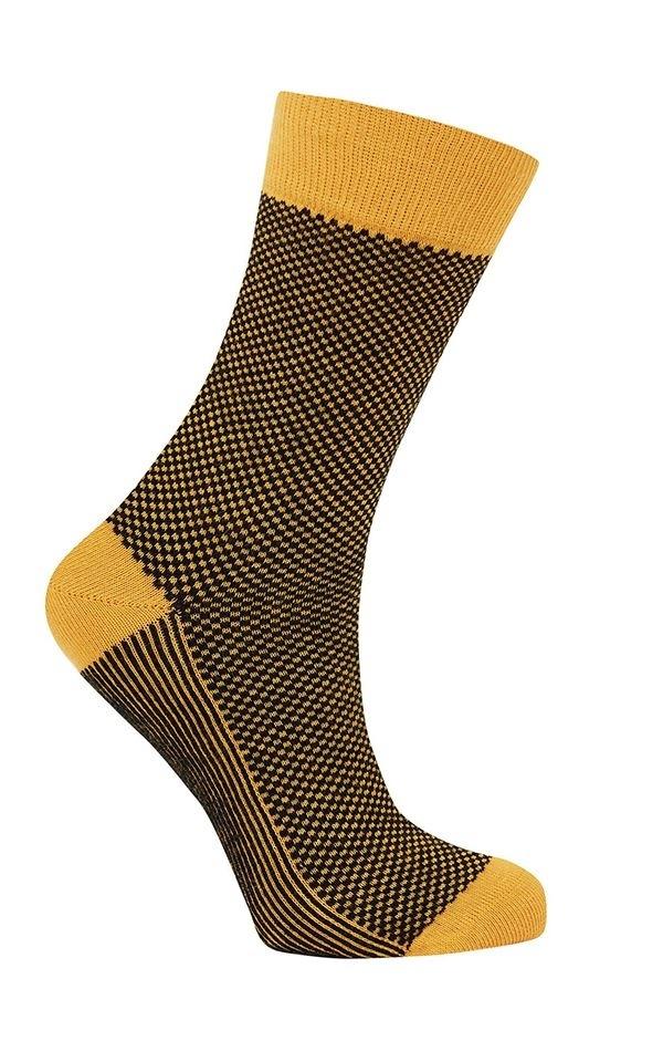 Socks Dots from Het Faire Oosten