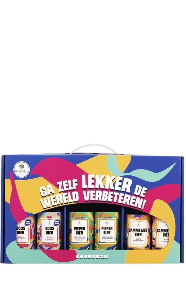 Giftpack 6 beers