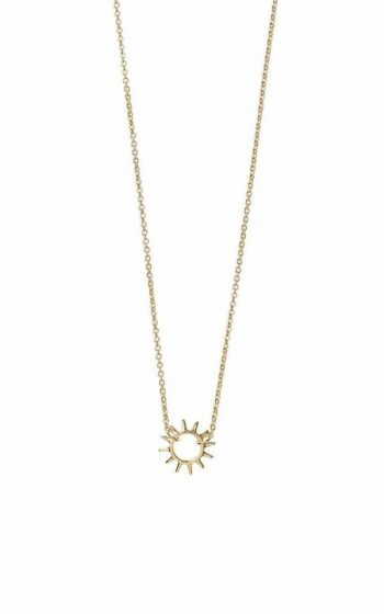 Necklace Rise - Gold