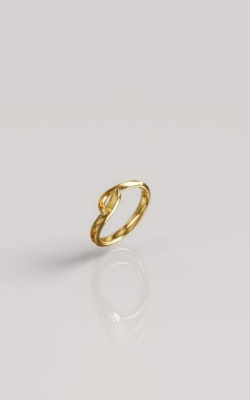 Ring Shaped - Gold