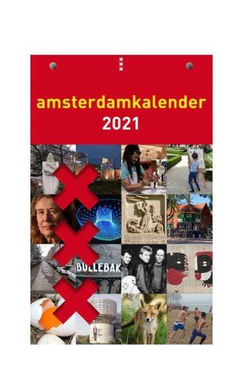 Calendar Amsterdam 2021