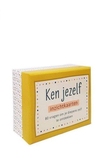 Insight Cards - Ken Jezelf