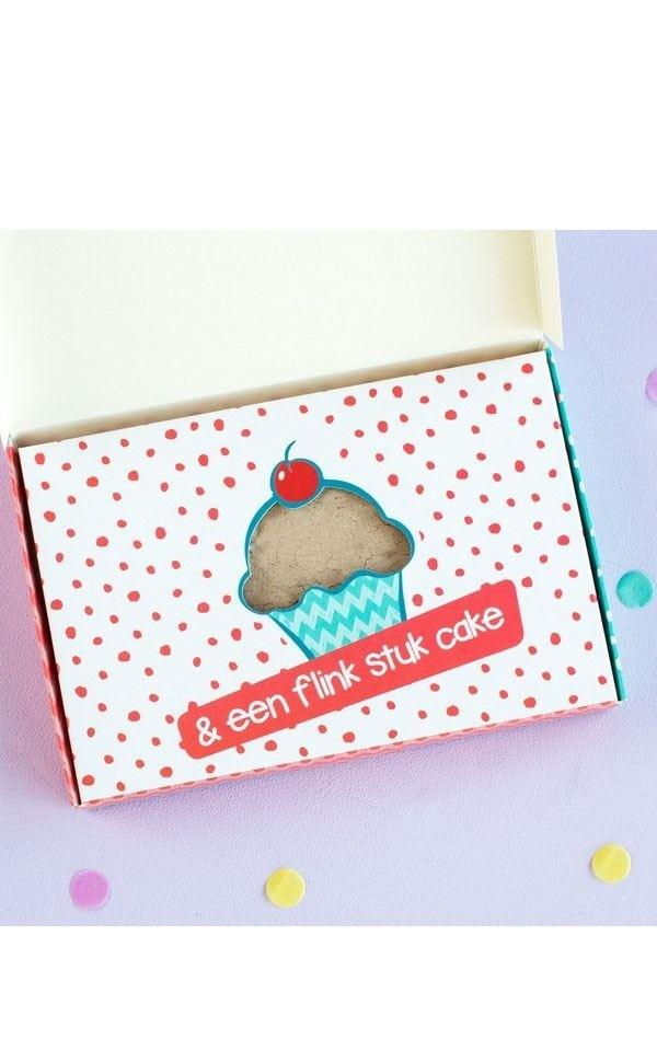 Cake Hug - Letterbox Gift