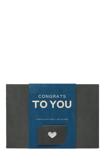 Chocolate Giftbox Congrats To You