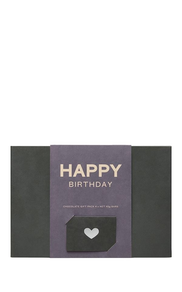 Chocolate Giftbox Happy Birthday