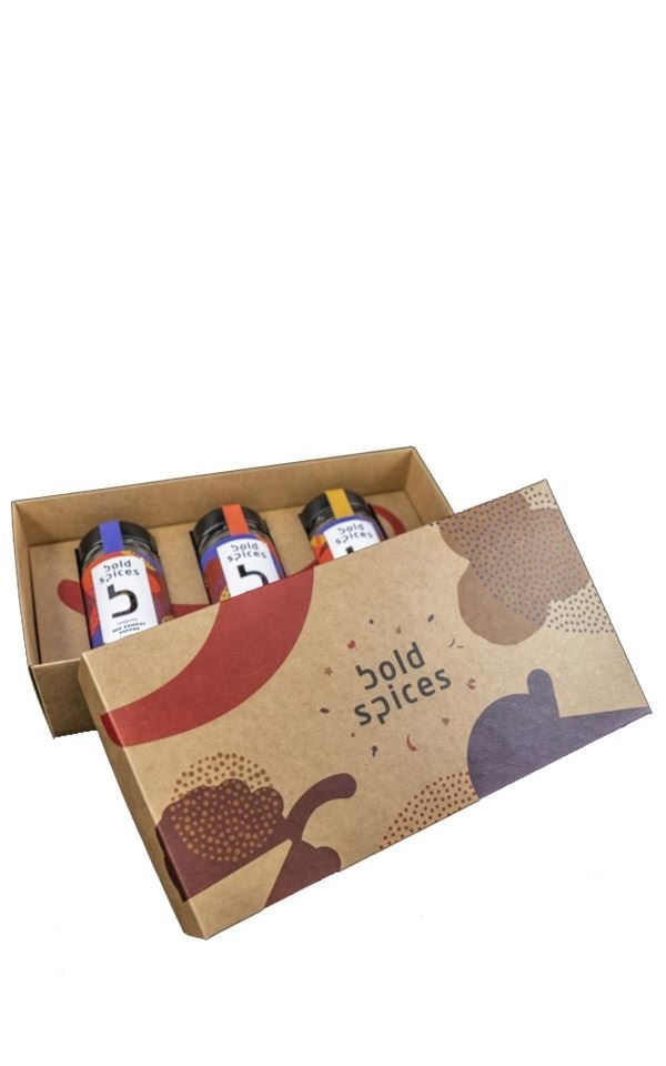 Box 3 Spices - A Culinary Dream