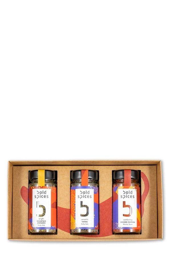 Box 3 Spices - Mediterranean Bliss
