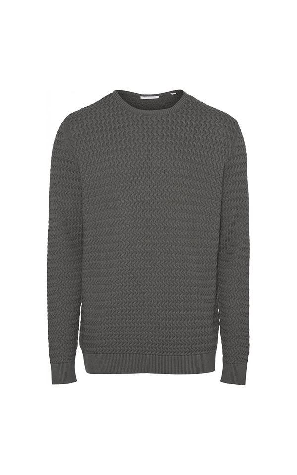 Sweater Field Knit