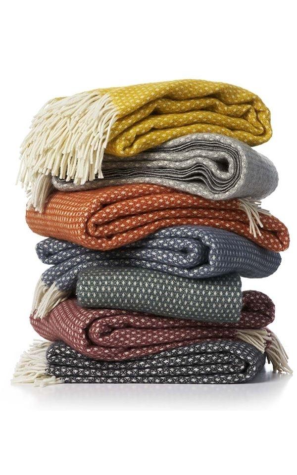 Blanket Knut