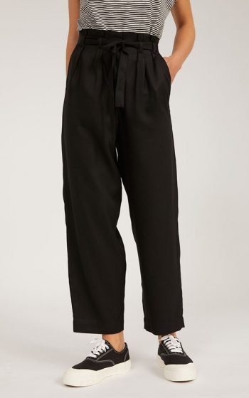 Pants Timeaa - Black