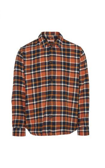 Overshirt Pine Checked