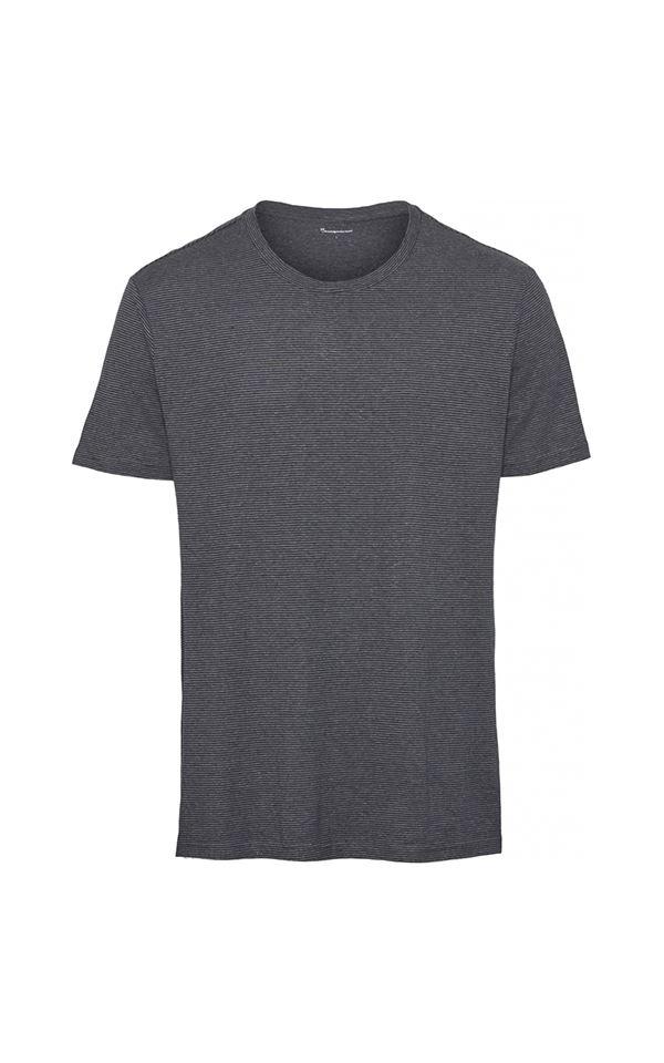 T-Shirt Alder Striped Hemp