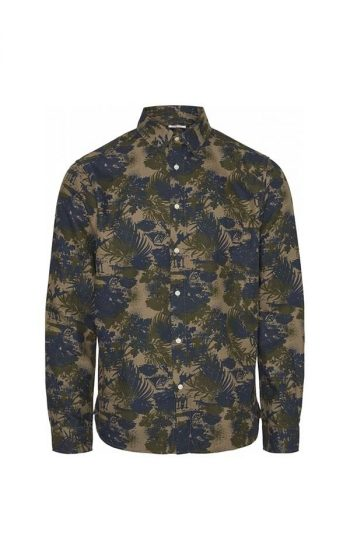 Shirt Larch Casual AOP