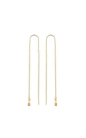 Earrings Double Line