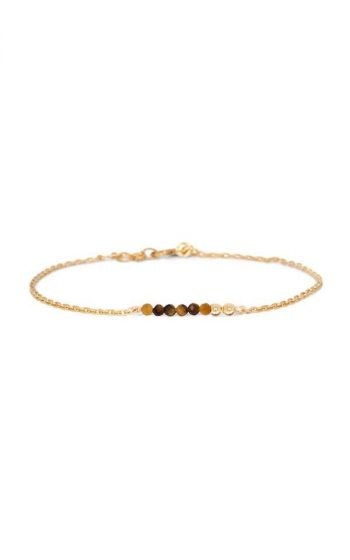 Bracelet Tiger Eye Chain