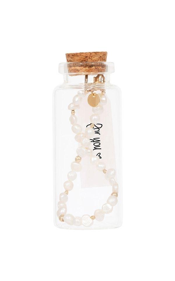 Bracelet Pearl Flat