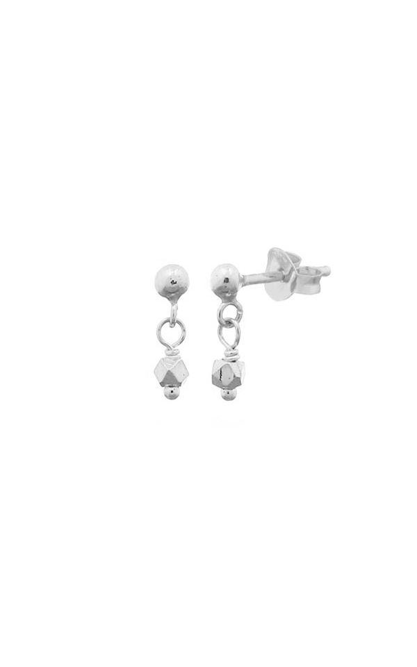 Earrings Hanging Facet