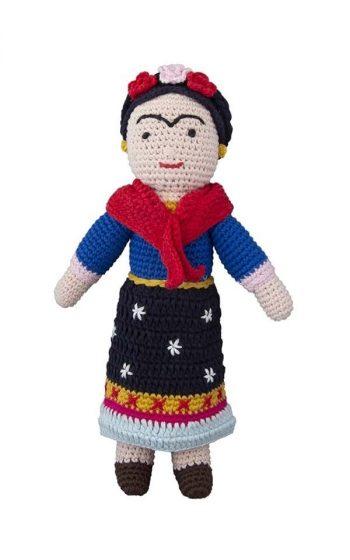 Doll Frida Kahlo