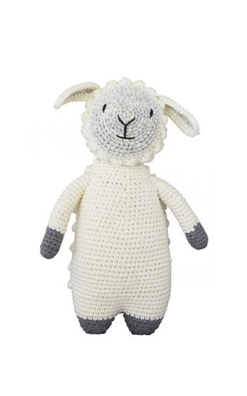 Crochet Animal - Woodland Sheep