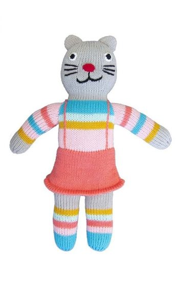 Knitted Cat Tess
