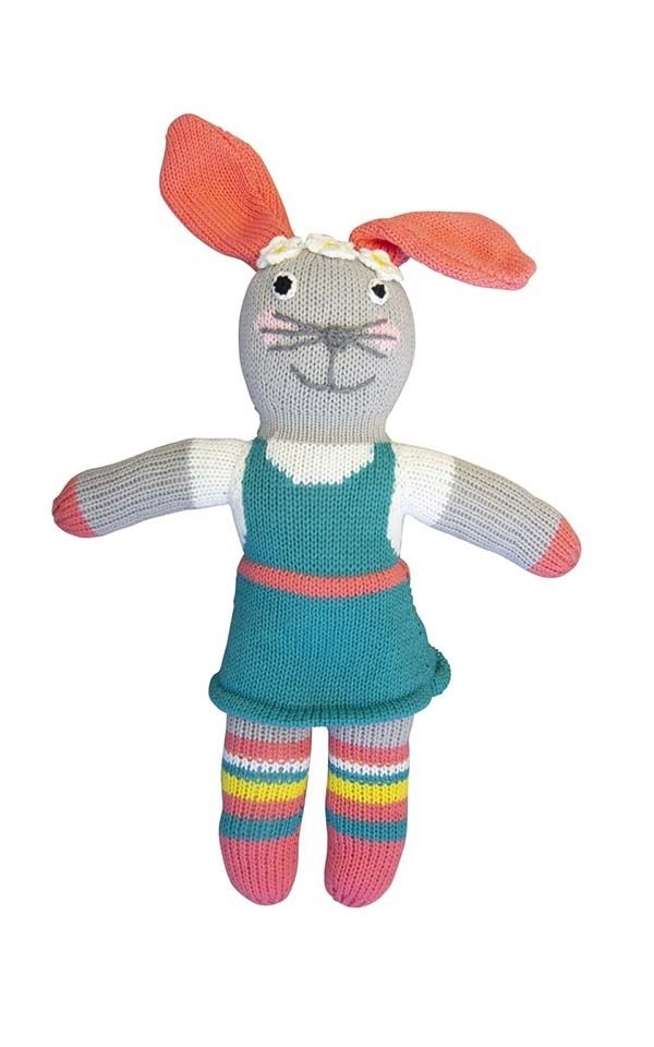 Knitted Bunny Fiona