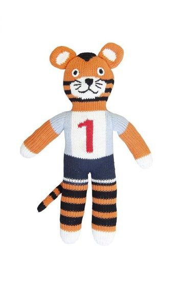 Knitted Tiger Bill