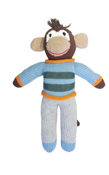 Knitted Jimmy Chimp