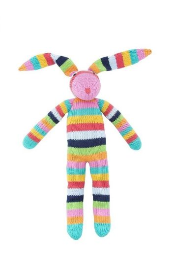Knitted Bunny Multi