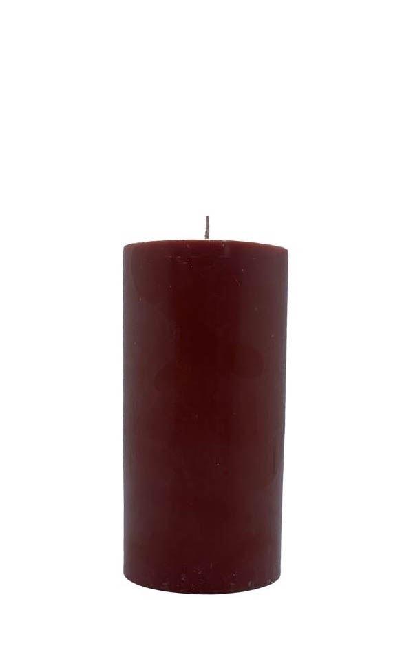 Pillar Candle 15x7,5cm