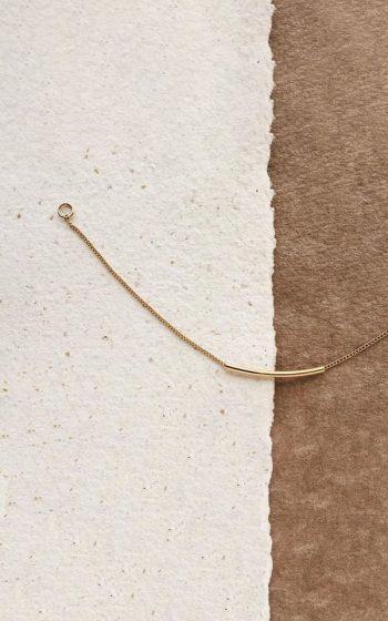 Bracelet Curve Tube