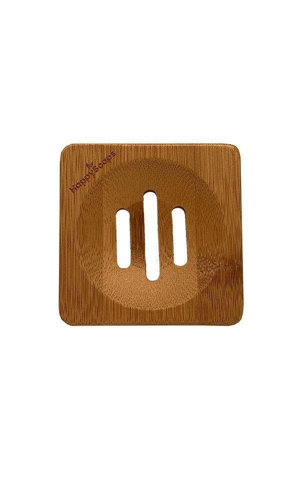 Soap Dish Bamboo 1PC from Het Faire Oosten