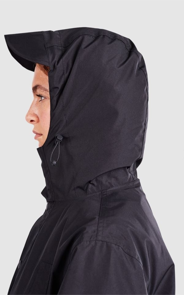 Raincoat Parka Lightweight