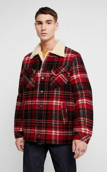 Jacket Lenny Plaid