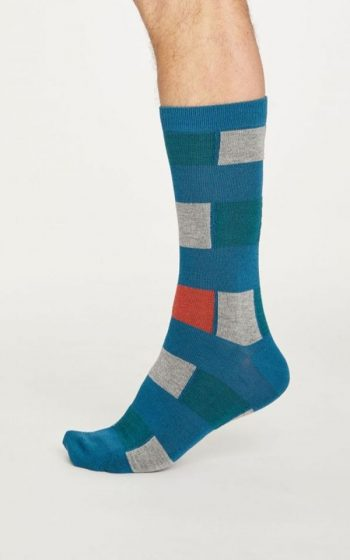 Socks Geo Stripe