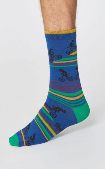 Socks Uphill Bicycle