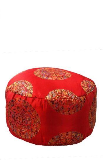 Meditation Cushion - Patchwork