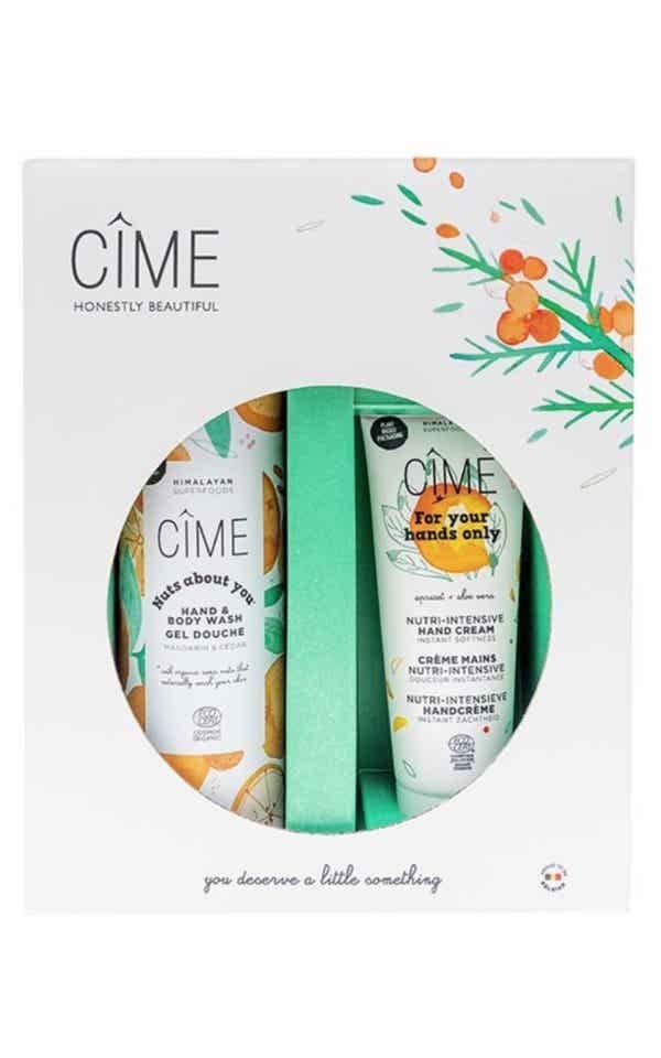 Gift Box Wash & Cream