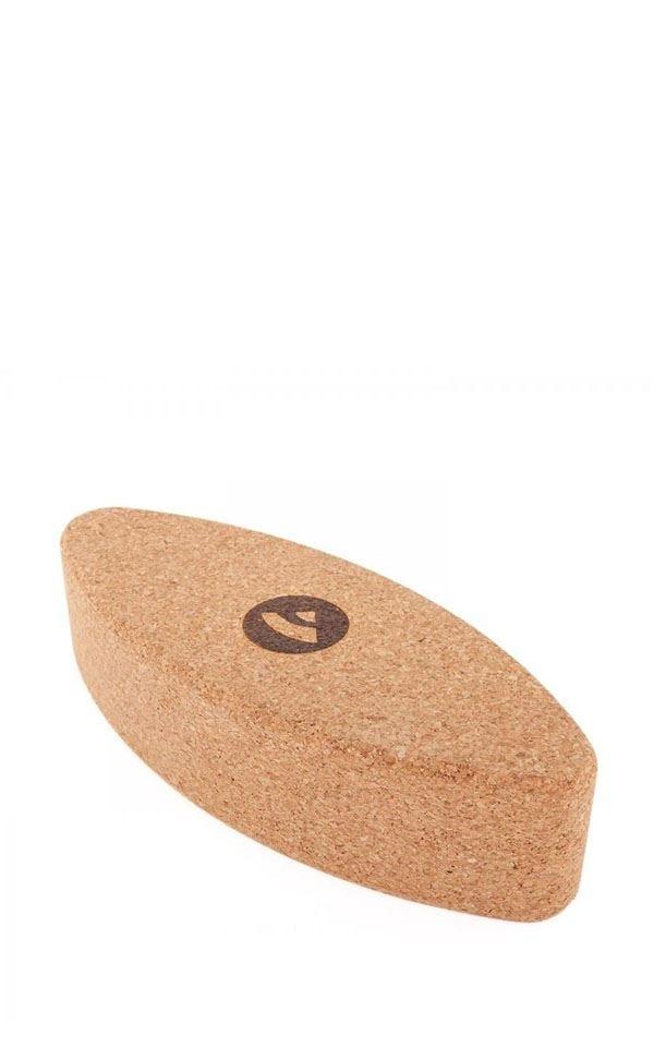 Yoga Block Cork Ellipse