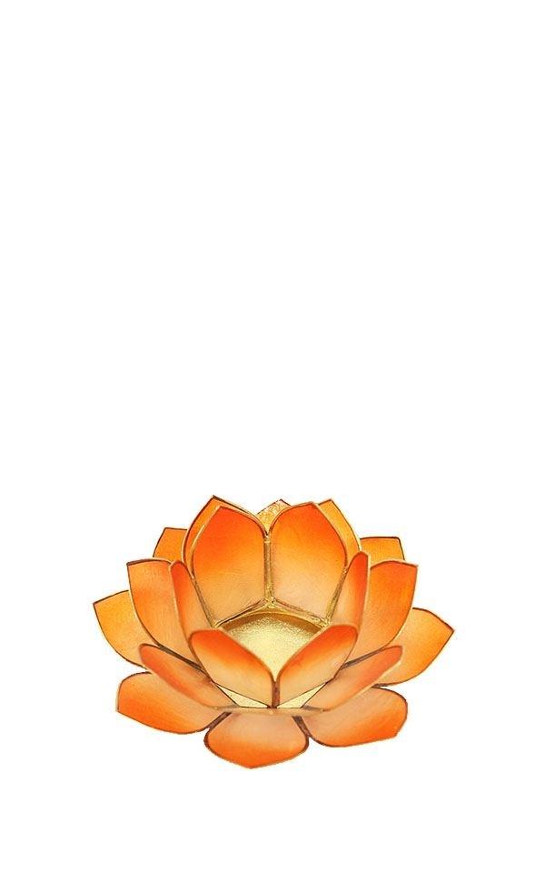 Tealight Holder Lotus