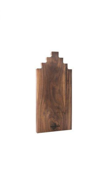 Tapas Board Walnut Wood 30cm
