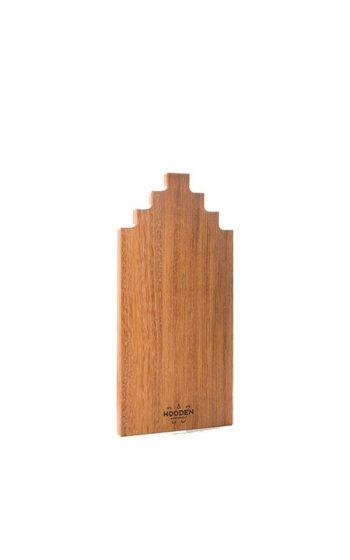 Tapas Board Afzelia Wood 30cm