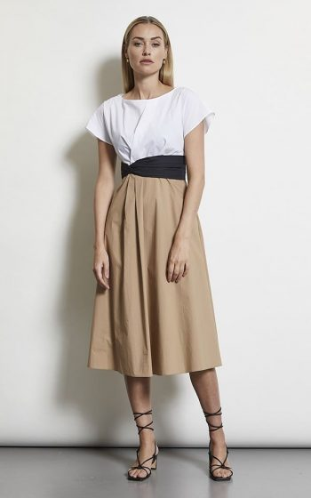Dress Faux Belt