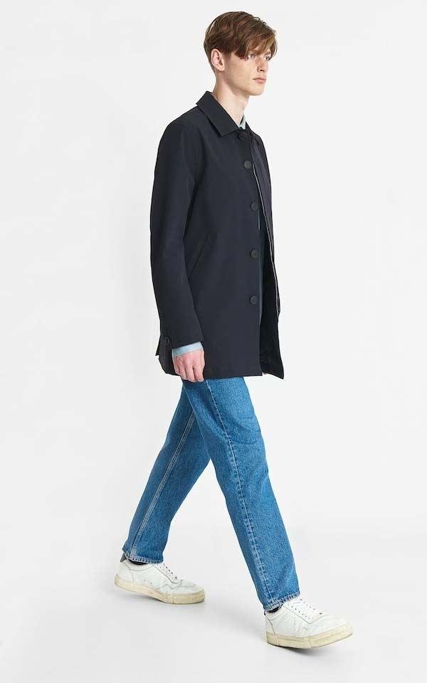 Jacket T-Coat Stretch