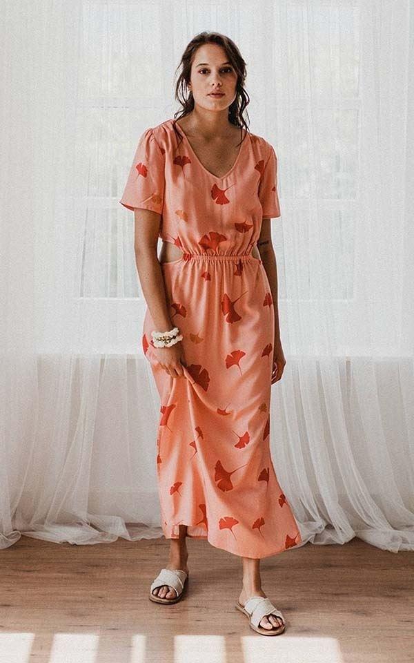 Dress Maxi Vira