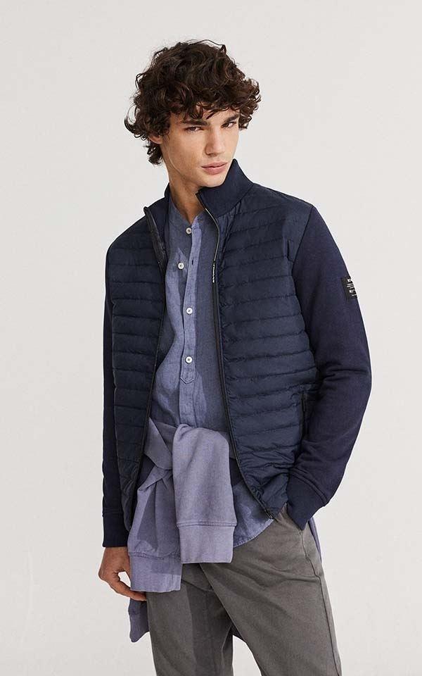 Jacket Toulouse Knit