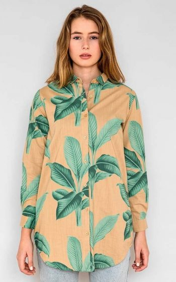 Blouse Fredericia Leaves
