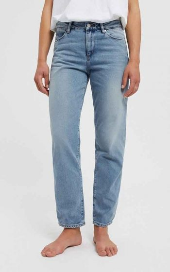 Jeans Fjellaa Cropped