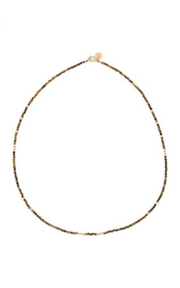 Necklace Tiger Eye All