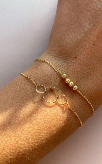Bracelet Triple Circle