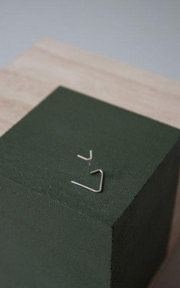 Earring Vee - Left